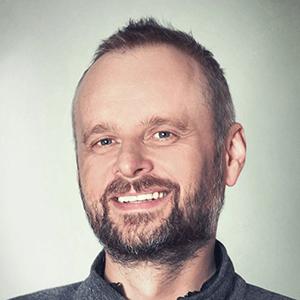 Olgierd Wojtkowiak - dyrektor programowy i dyrektor muzyczny Radia ESKA