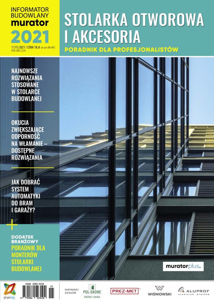 Stolarka Otworowa i Akcesoria 2021 - PDF