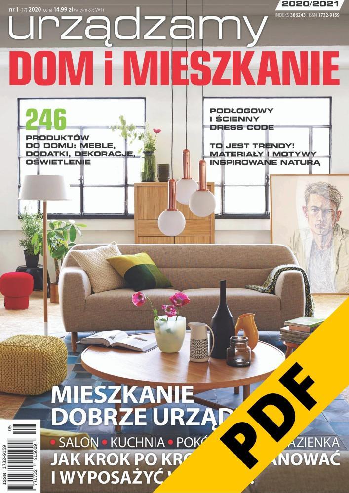 Urządzamy dom i mieszkanie katalog 2020/2021