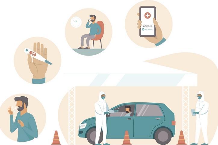 """Testowanie """"drive thru"""": na czym polega i komu będzie przysługiwać?"""