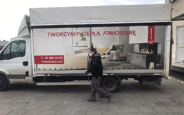 Firma Kratki wspiera radomskie szpitale
